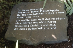 Zu Bertha von Suttners Ehren (1993) - Foto: Robert Metternich