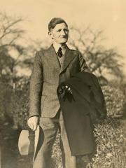 Wilhem Maucher 1933/34. Foto: HdAG