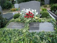 Grab von Wilhem Maucher. Foto: Roland Reischl
